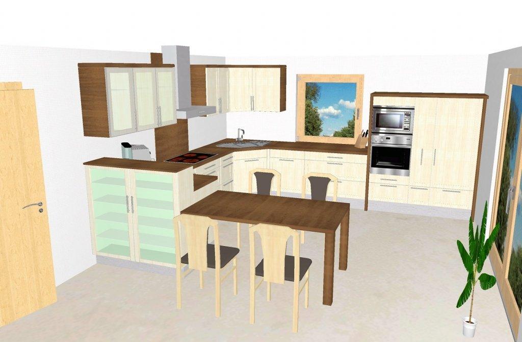 schreinerei preisinger individuelle 3 d planungen. Black Bedroom Furniture Sets. Home Design Ideas