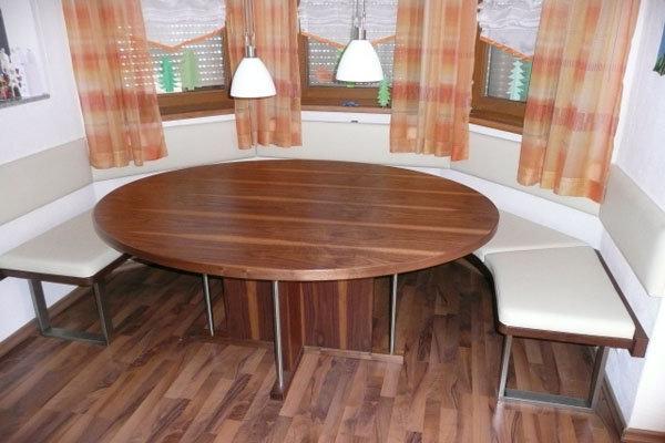 Eßzimmer aus Massivholz von Ihren Schreiner